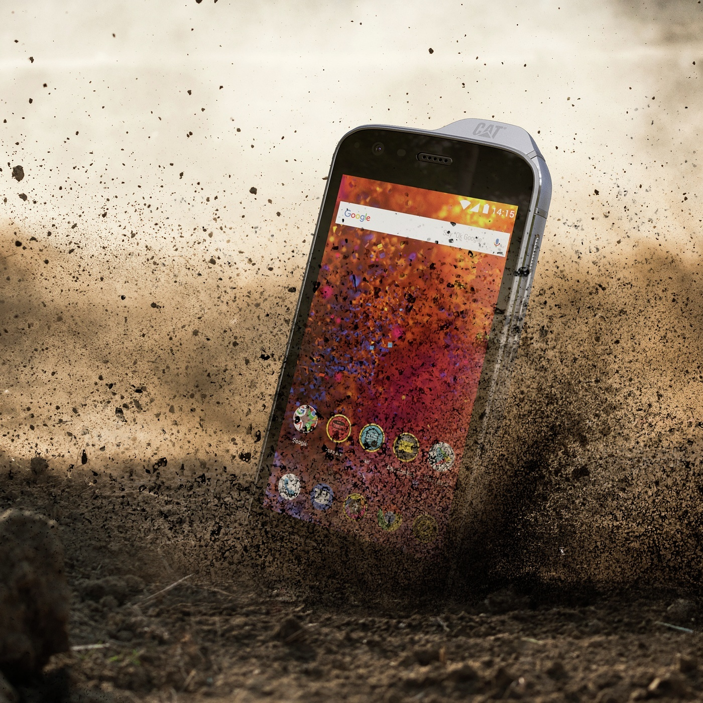 Dust proof Cat S61 | Cat phones